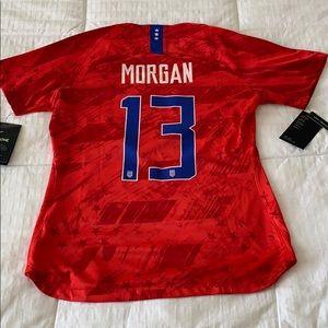 Nike SlimFit Alex Morgan USWNT jersey